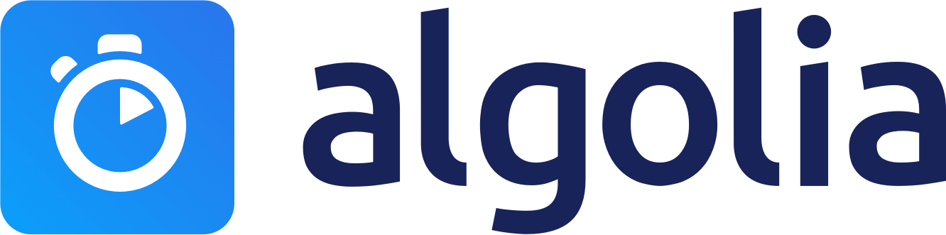 Search by Algolia