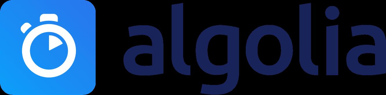 Search by Algolia